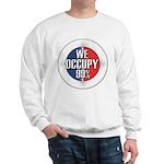 We Occupy 99% Sweatshirt