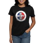 We Occupy 99% Women's Dark T-Shirt