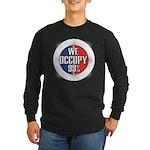 We Occupy 99% Long Sleeve Dark T-Shirt