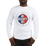 We Occupy 99% Long Sleeve T-Shirt
