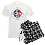 We Occupy 99% Men's Light Pajamas