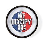 We Occupy 99% Wall Clock
