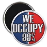 We Occupy 99% Magnet