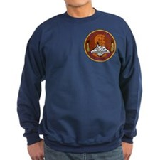 2-Sided Abraham Lincoln Sweatshirt (dark)