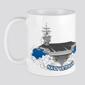 CVN-72 USS Lincoln Mug