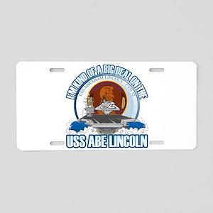 I'm A Kind Of A Big Deal Aluminum License Plate