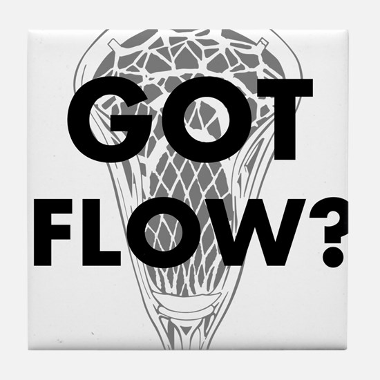 Got Flow? Tile Coaster