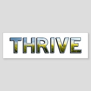 Thrive Sticker (Bumper)
