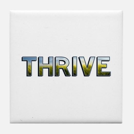 Thrive Tile Coaster