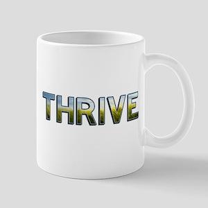 Thrive 11 oz Ceramic Mug