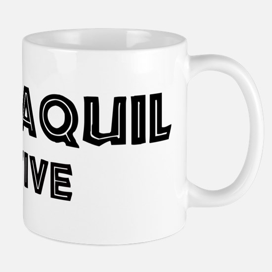 Guayaquil Native Mug