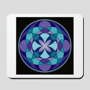 Kaleidoscope Mandala Mousepad