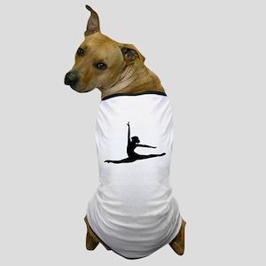 Ballet Dancer Ballerina Dog T-Shirt