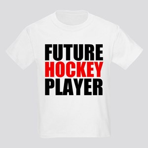 Future Hockey Player Kids Light T-Shirt