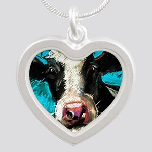 Cow Painting Necklaces