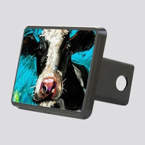 Cow Painting Hitch Cover