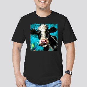 Cow Painting T-Shirt