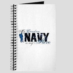 Grandson Hero3 - Navy Journal