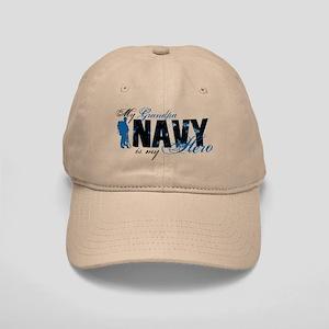 Grandpa Hero3 - Navy Cap