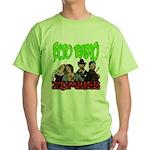 Zombie Hosts Green T-Shirt