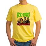 Zombie Hosts Yellow T-Shirt