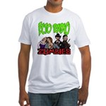 Zombie Hosts Fitted T-Shirt