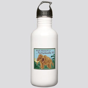 Pachydoodle - Stainless Water Bottle 1.0L