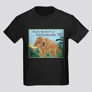 Pachydoodle - Kids Dark T-Shirt