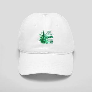I'm Rockin Green for my Wife Cap