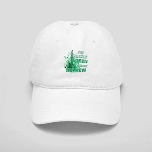I'm Rockin Green for my Nephe Cap