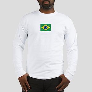 Brazil#12 Long Sleeve T-Shirt