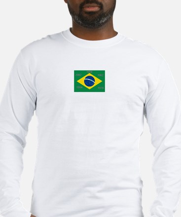 Brazil#12 Long Sleeve T-Shirt