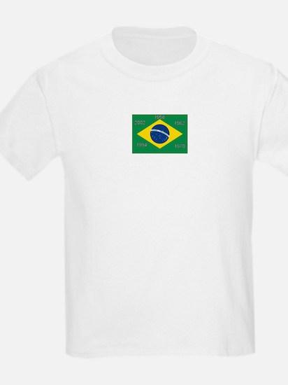 Brazil#12 Kids T-Shirt