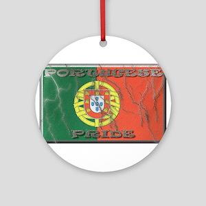 Portugal#1 Ornament (Round)