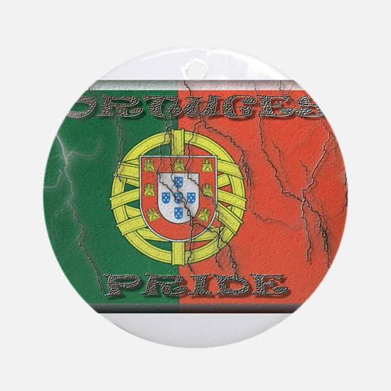 Portugal#1 Ornament (Round)