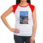 Lucy in the Sky with Diamonds Cap Sleeve T-Shirt