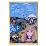 Lucy in the Sky with Diamonds Large Poster