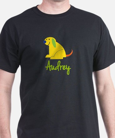 Audrey Loves Puppies T-Shirt