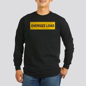 Oversize Load Long Sleeve Dark T-Shirt