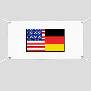 USA/Germany Banner