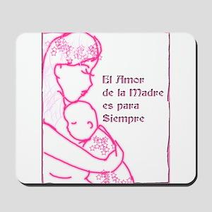 Amor de Madre Mousepad