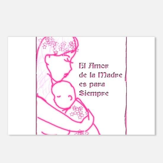 Amor de Madre Postcards (Package of 8)