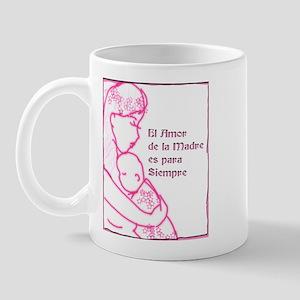 Amor de Madre Mug