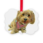 what up dog Ornament