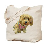 what up dog Tote Bag