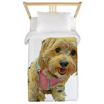 what up dog Twin Duvet Cover