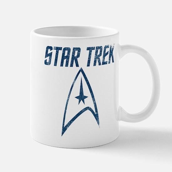 Vintage Star Trek Mug