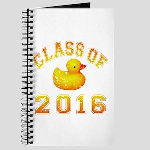 Class Of 2016 Duckie Journal