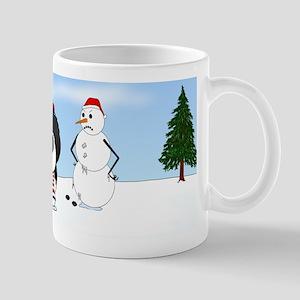 Newfie Winter Wonderland Mug