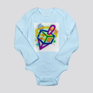 Holidays Long Sleeve Infant Bodysuit